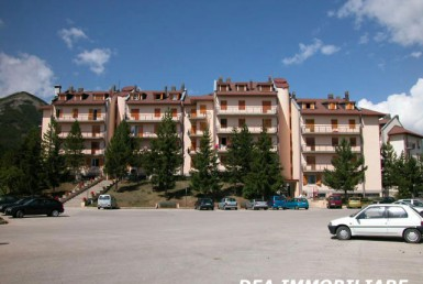 appartamento trilocale residence altair gran sasso