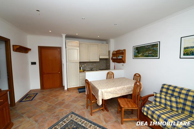 appartamento trilocale residence altair gran sasso soggiorno uno