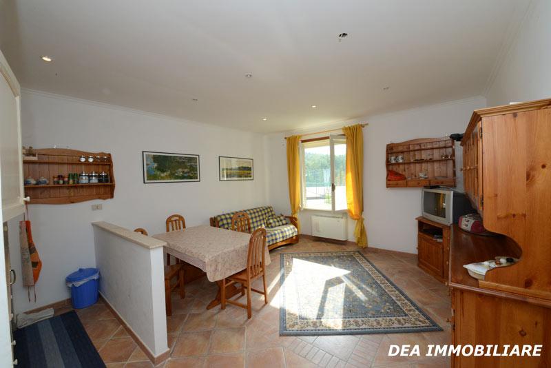 appartamento trilocale residence altair gran sasso soggiorno